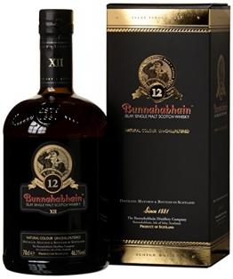 Bunnahabhain12JahreIslay SingleMaltScotch Whisky(1 x 0.7 l) - 1