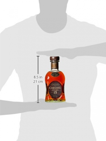 Cardhu 15 Jahre Single Malt Scotch Whisky (1 x 0.7 l) - 8