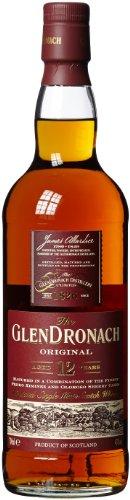 Glendronach Original 12 Jahre Single Malt Scotch Whisky (1 x 0.7 l) - 2
