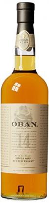 Oban14 Jahre Single Malt Scotch Whisky (1 x 0.7 l) - 1