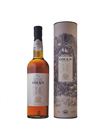 Oban 14 Jahre Single Malt Scotch Whisky (1 x 0.7 l) - 2