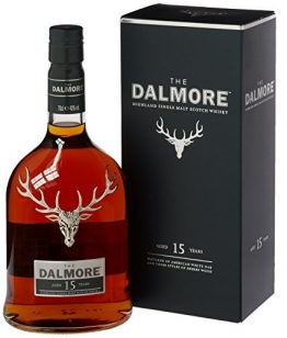 The Dalmore The Fifteen 15 Jahre Scotch Whisky (1 x 0.7 l) -