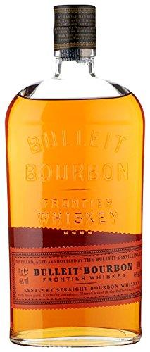 Bulleit Bourbon Frontier Whiskey (1 x 0.7 l) -
