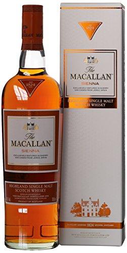 Macallan Sienna Highland Single Malt Whisky (1 x 0.7 l) -