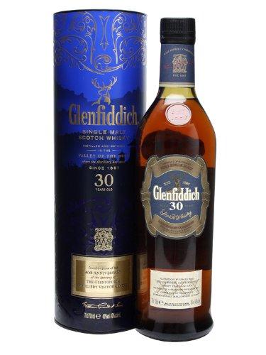 glenfiddich 30 Jahre Scotch