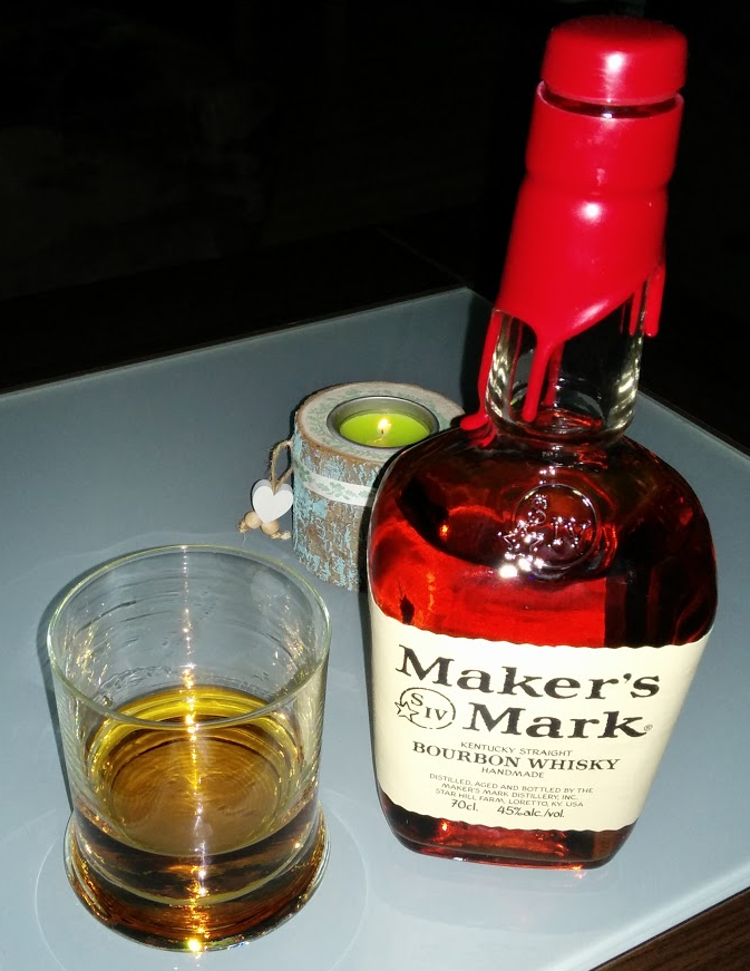 Maker's Mark Red Seal Bourbon
