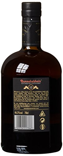 Bunnahabhain 12 Jahre Islay Single Malt Scotch Whisky (1 x 0.7 l) - 3
