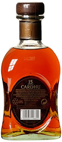 Cardhu 15 Jahre Single Malt Scotch Whisky (1 x 0.7 l) - 3