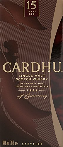 Cardhu 15 Jahre Single Malt Scotch Whisky (1 x 0.7 l) - 4