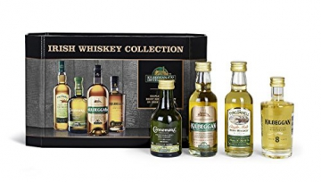 Cooley's Whisky Miniaturen-Set  (4 x 0.05 l) - 1
