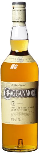 Cragganmore 12 Jahre Single Malt Scotch Whisky (1 x 0.7 l) - 2