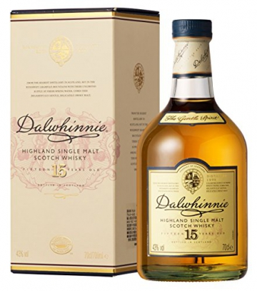 Dalwhinnie 15 Jahre Highland Single Malt Scotch Whisky (1 x 0.7 l) - 1