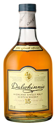 Dalwhinnie 15 Jahre Highland Single Malt Scotch Whisky (1 x 0.7 l) - 2
