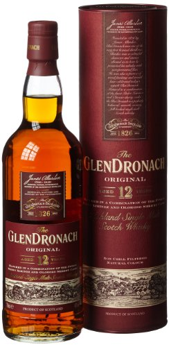 Glendronach Original 12 Jahre Single Malt Scotch Whisky (1 x 0.7 l) - 1