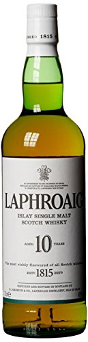 Laphroaig 10 Jahre Islay Single Malt Scotch Whisky (1 x 0.7 l) - 2