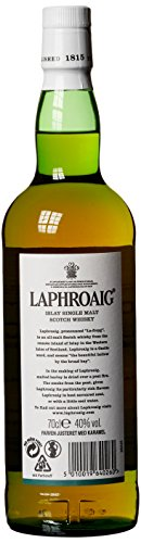 Laphroaig 10 Jahre Islay Single Malt Scotch Whisky (1 x 0.7 l) - 3