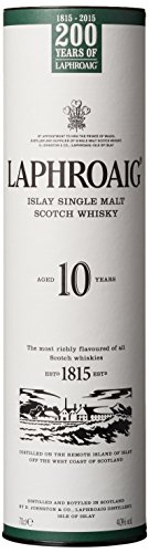 Laphroaig 10 Jahre Islay Single Malt Scotch Whisky (1 x 0.7 l) - 4