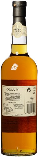 Oban 14 Jahre Single Malt Scotch Whisky (1 x 0.7 l) - 3
