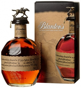 Blanton Bourbon Original Whiskey (1 x 0.7 l) - 1