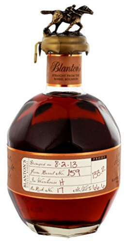Blanton Bourbon Single Barrel Cask Whiskey (1 x 0.7 l) - 1