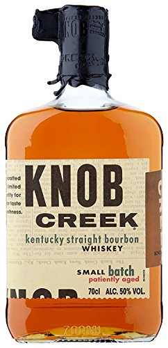 Knob Creek Patiently Aged Kentucky Straight Bourbon Whiskey (1 x 0.7 l) - 1
