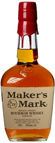Maker's Mark Kentucky Straight Bourbon Whisky (1 x 0.7 l) - 1