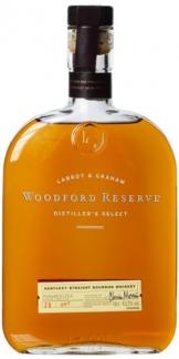 Woodford Reserve Kentucky Straight Bourbon Whiskey (1 x 0.7 l) - 1