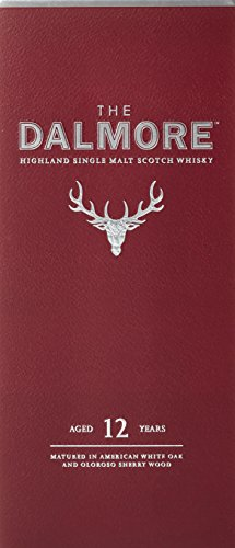 Dalmore 12 Jahre Single Malt Scotch Whisky (1 x 0.7 l) -