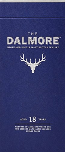 Dalmore 18 Jahre Single Malt Scotch Whisky (1 x 0.7 l) -