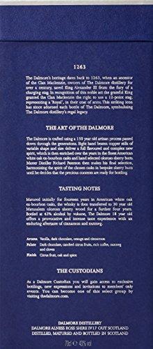 Dalmore 18 Jahre Single Malt Scotch Whisky (1 x 0.7 l) -