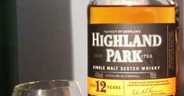 Highland Park 12 Jahre Single Malt Scotch Whisky