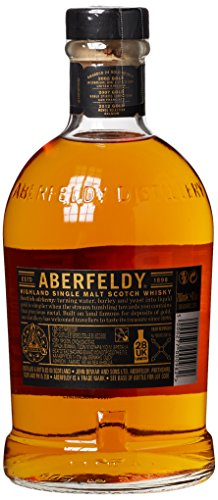 Aberfeldy Highland Single Malt Whisky 12 Jahre (1 x 0.7 l) -