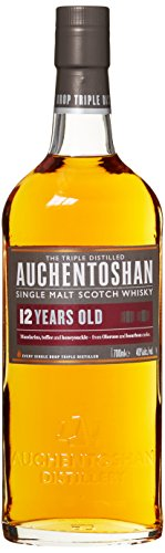 Auchentoshan 12 Jahre Single Malt Scotch Whisky (1 x 0.7 l) -