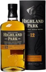 HighlandPark12 Jahre SingleMaltScotch Whisky (1 x 0.7 l) -