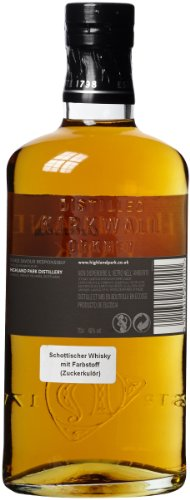 Highland Park 12 Jahre Single Malt Scotch Whisky (1 x 0.7 l) -