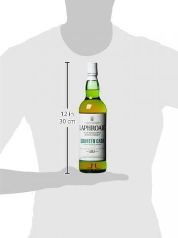 LaphroaigQuarterCaskIslay Single Malt Scotch Whisky (1 x 0.7 l) -