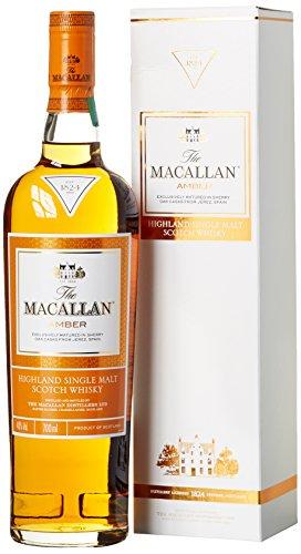 Macallan Amber Highland Single Malt Whisky (1 x 0.7 l) -