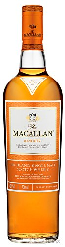 Macallan Amber Scotch Whisky -
