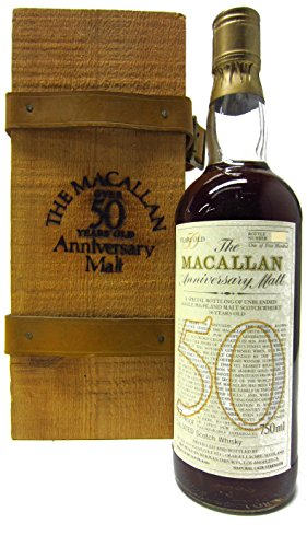 Macallan - Anniversary Malt - 1928 50 year old Whisky -