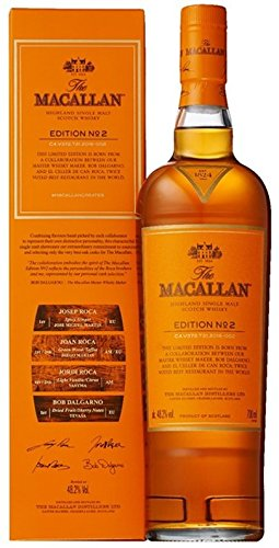 Macallan Edition No. 2 Limited Edition + GB 48,2% Vol. 0,7 l -