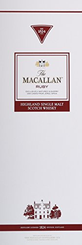 Macallan Ruby Highland Single Malt Whisky (1 x 0.7 l) -