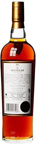 The Macallan Highland Single Malt Scotch 12 Years Old - matured in Sherry Oak Casks Whisky (1 x 0.7 l) -
